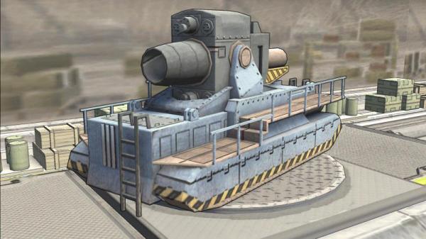 战争与征服600mm臼炮详细介绍