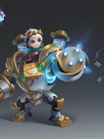 《神之物语》六一活动上线 全新五星骑士魔法机械师登场