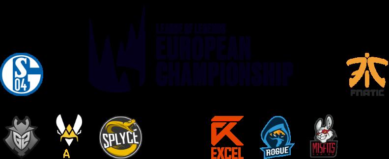LEC赞助商盘点——看看欧洲赛区的金主爸爸们