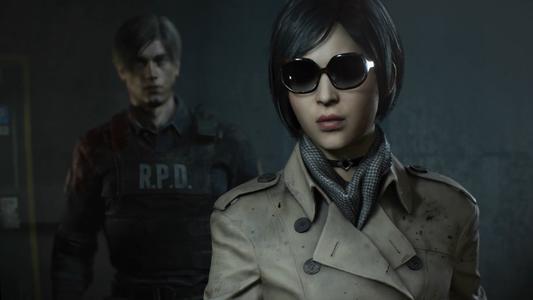 《生化危机2重制版》角色介绍 艾达王