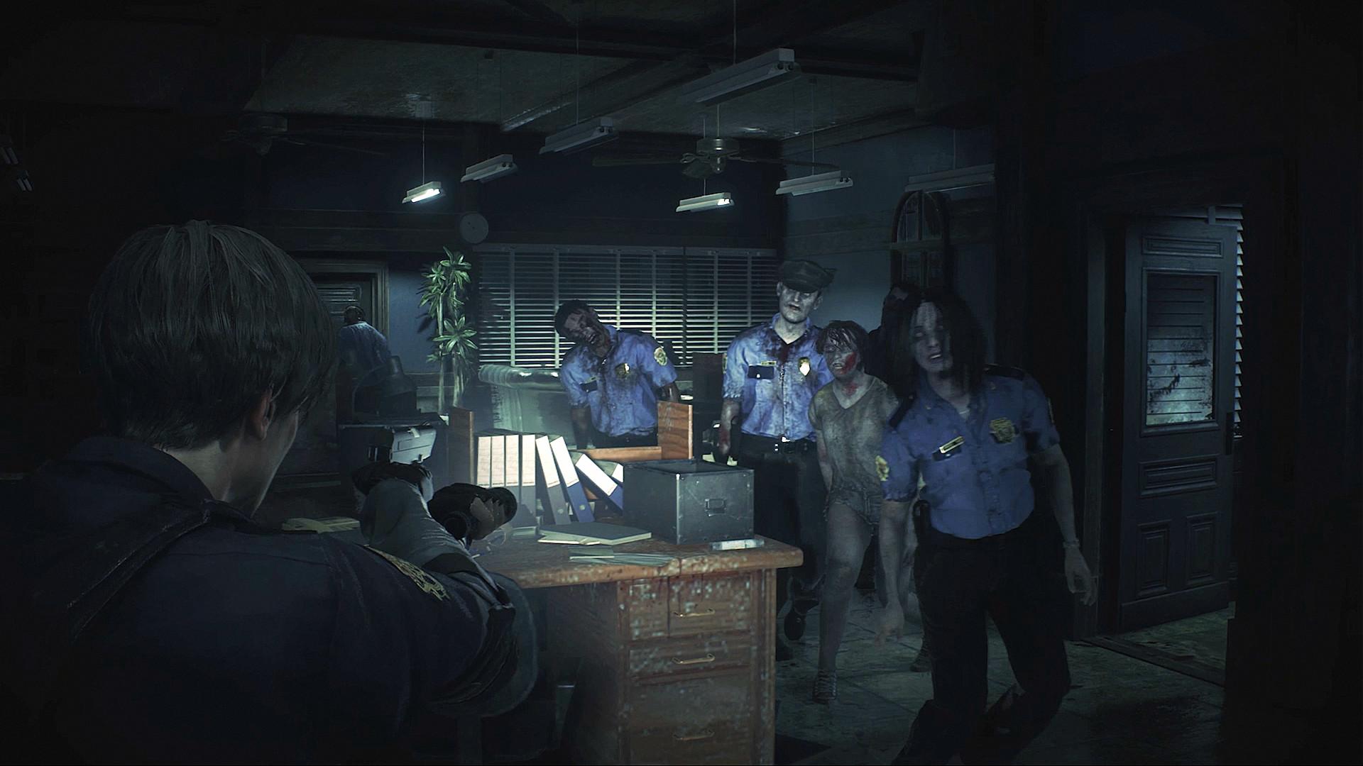 《生化危机2:重制版》普通丧尸应对技巧分享