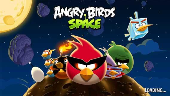 愤怒的小鸟太空版