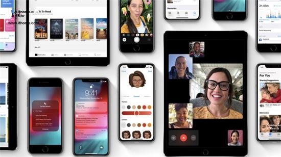 苹果iOS12.3.1正式版推送