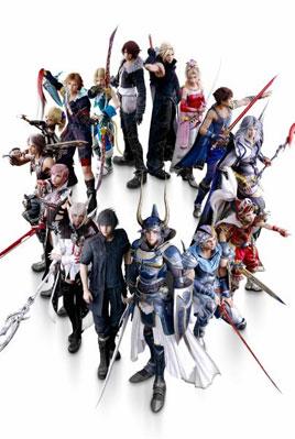 《最终幻想纷争》Steam多差评