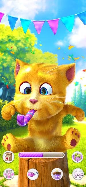 会说话的金杰猫2