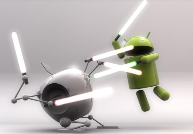 iOS系统掉下神坛 安卓终究要彻底崛起了