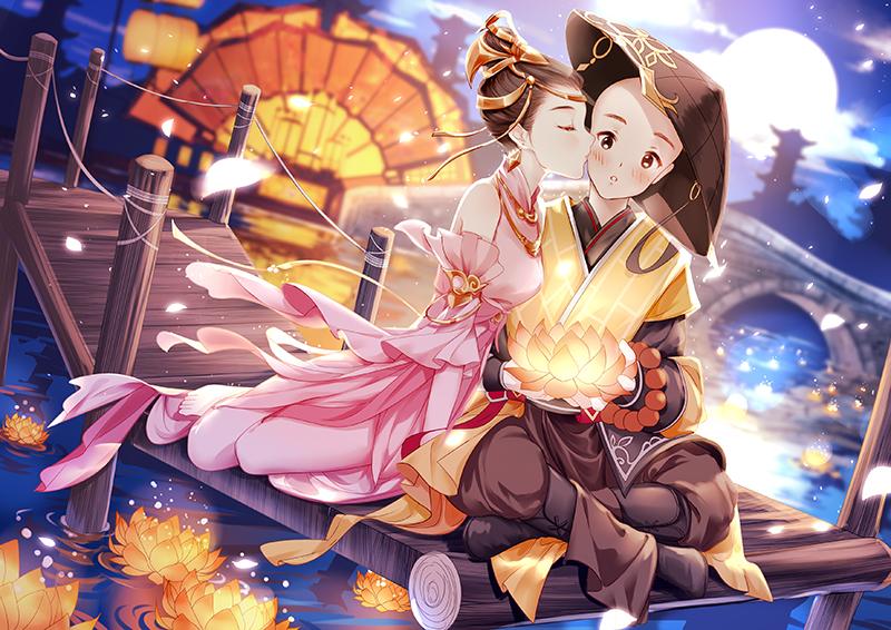 《剑网3:指尖江湖》共赴甜蜜之约