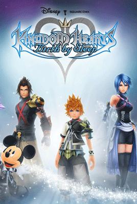 《王国之心3》确认发布PS4中文版