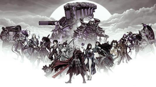 《影之刃3》十一人阁苦海人物介绍