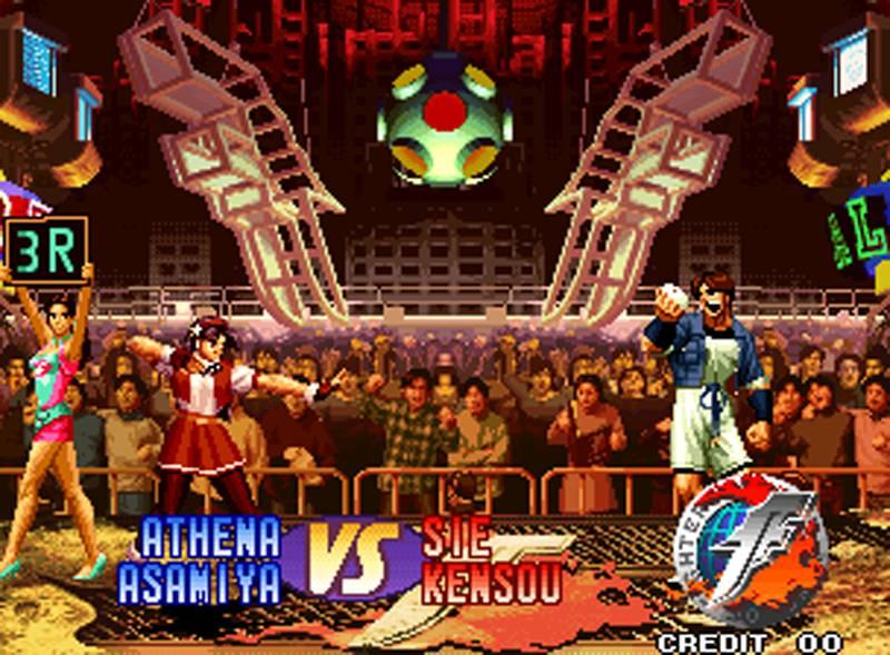 拳皇97无限币电脑版