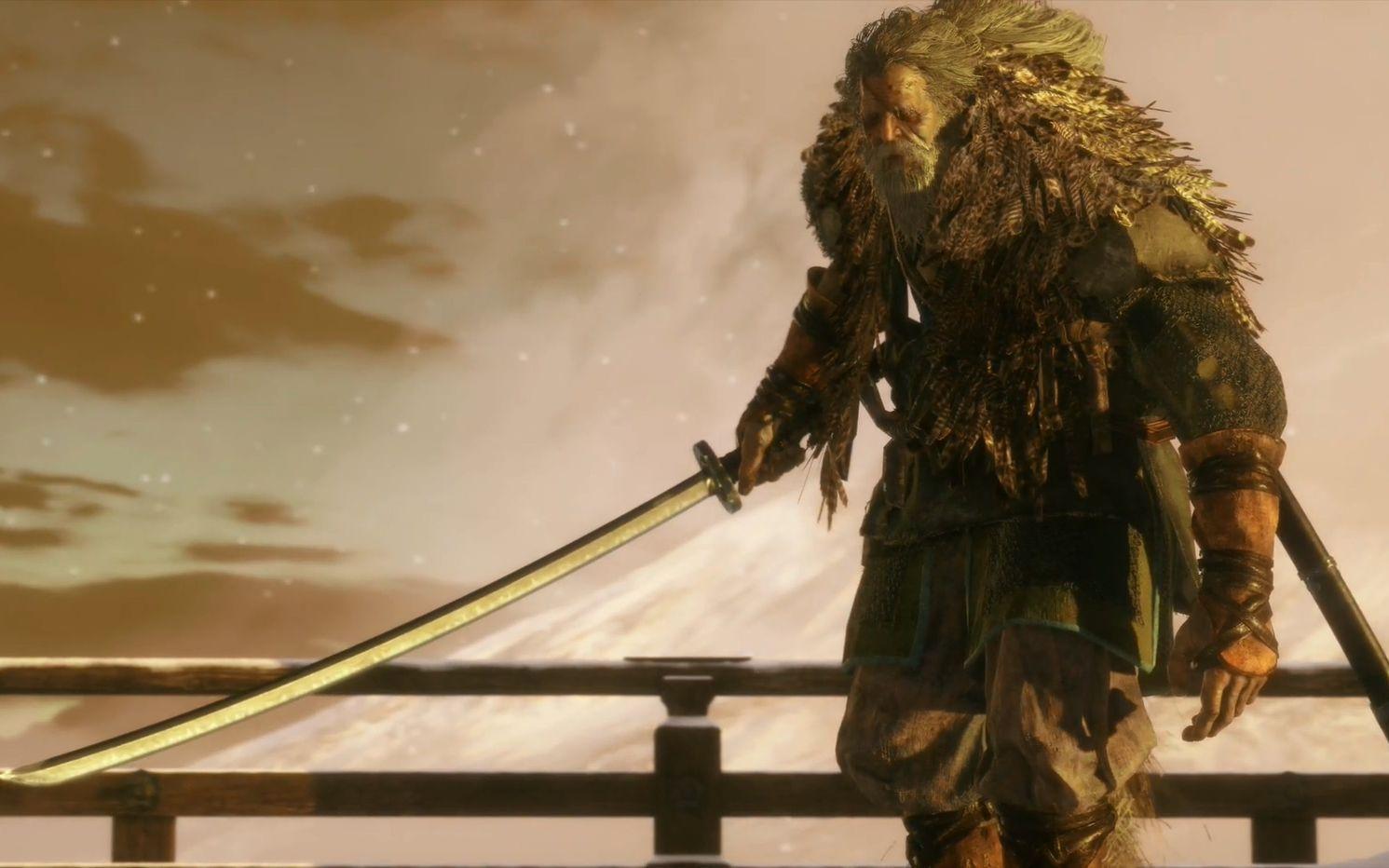 《只狼:影逝二度》战斗残渣介绍之巨型忍者-枭