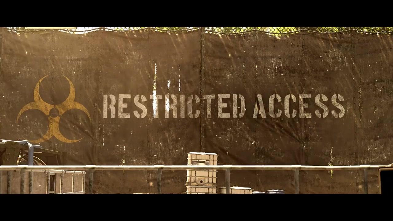 《全境封锁2》暗区全 新截图 环境险恶充满风险