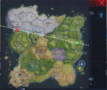 《堡垒前线》地图资源大全