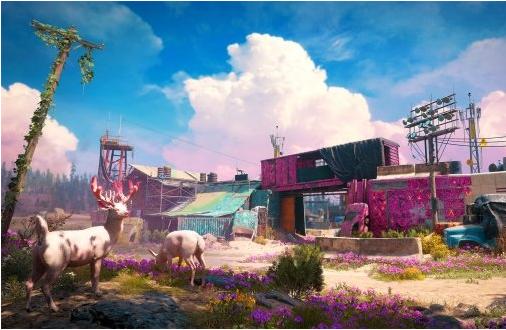 孤岛惊魂新曙光PS4游戏怎么样