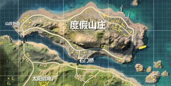度假山庄地图打法解析