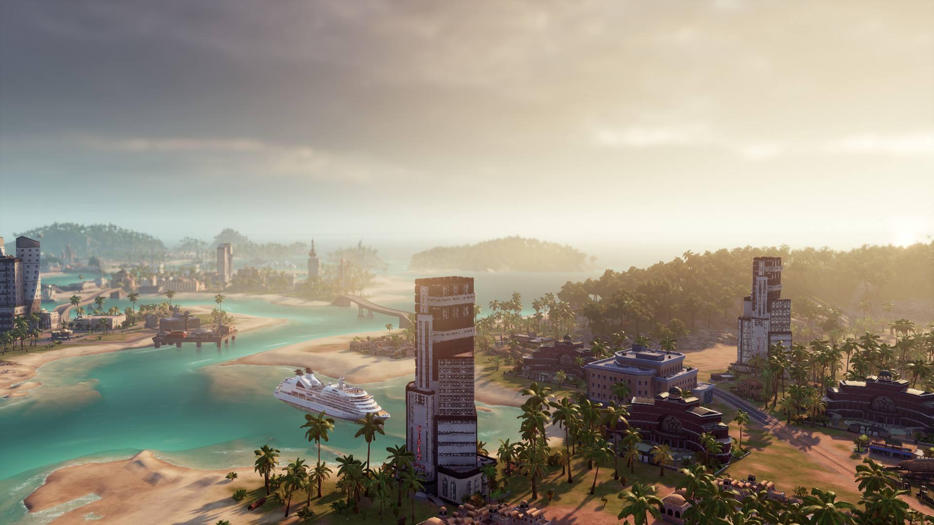 《海岛大亨6》开放性测试开启 两天免费试玩